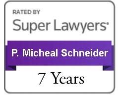 Criminal Defense Lawyer P. Micheal Schneider