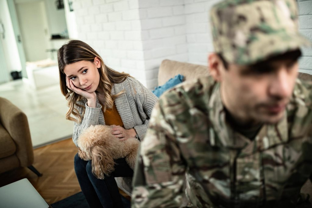 Special Considerations in a Military Divorce | iStock-1208349126
